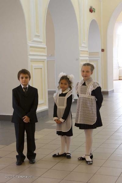 Школьная форма в Гимназии № 3