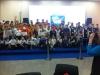 23-25 марта 2016 года учащиеся МБОУ «Гимназия №3» участвовали  на республиканском форуме «Образование будущего» в «Конгресс-холле» на соревнованиях Робофест.