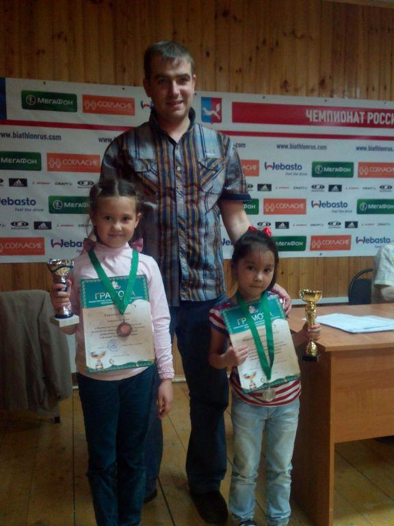 ученица 1-го Г класса Шарафутдинова Камила,  ученица 1-го Д класса Риянова Ралина гимназия №3 Уфа