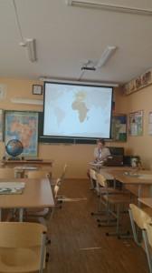 Поздравляем учителя географии Ульянову Надежду Сергеевну с победой в районном конкурсе «Учитель года-2015»