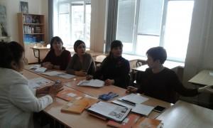 круглый стол для учителей башкирского языка и литературы